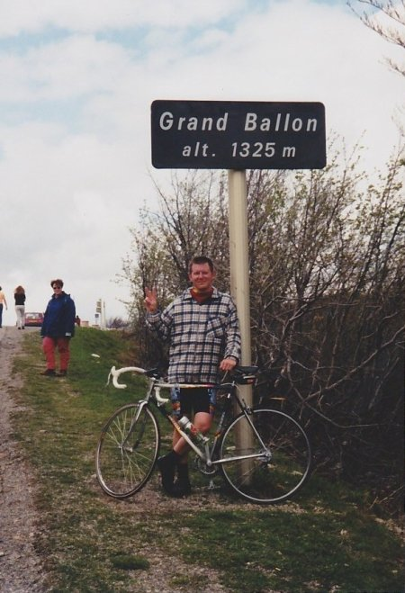 À l'Ascension du Grand Ballon