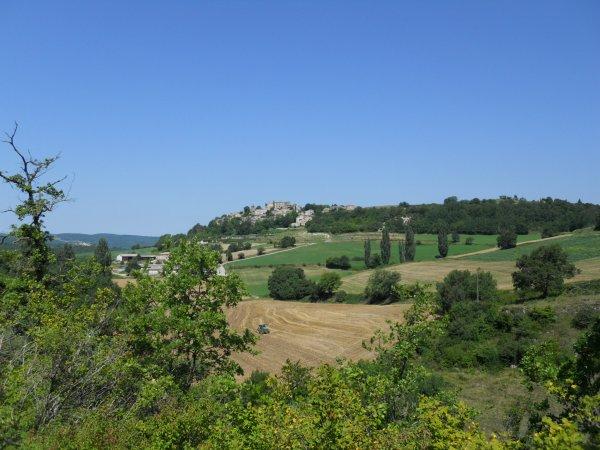 Drôme Provençale 2011 – étape 1