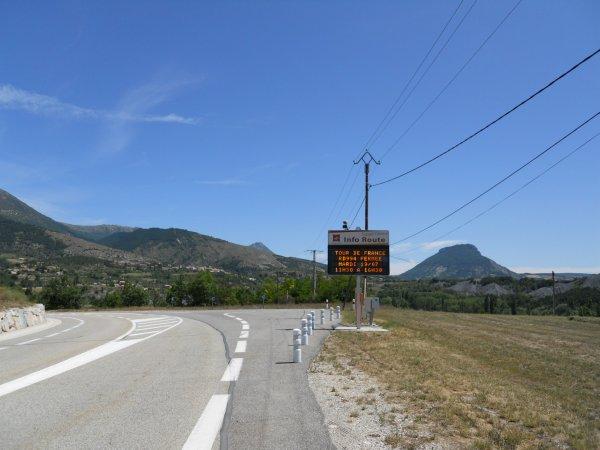 Drôme Provençale 2011 – étape 4