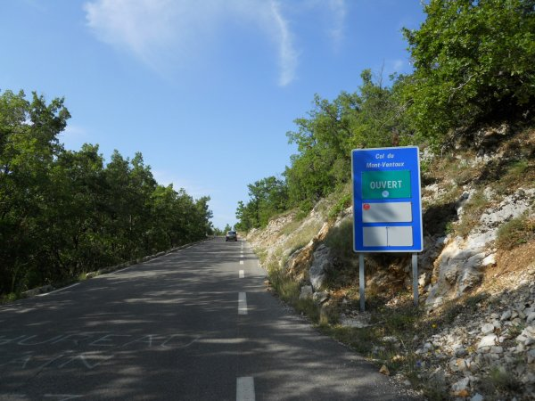 Tour du Ventoux 2011 – étape 2