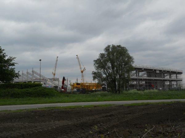 Douvrain Antoing Gent & retour : 226,5 km