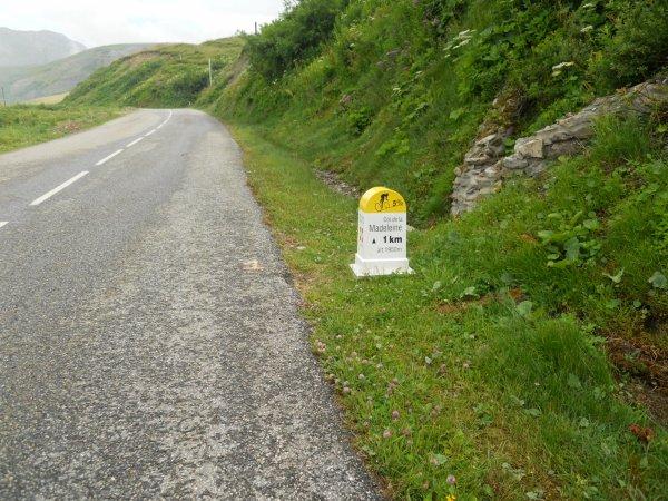 Tour de France 2012, étape 8 : Annecy - St Jean-de-Maurienne, le col de la Madeleine