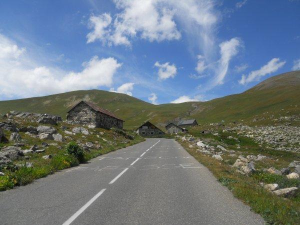Tour de France 2012, étape 9 : St Jean-de-Maurienne - Briançon, le Galibier