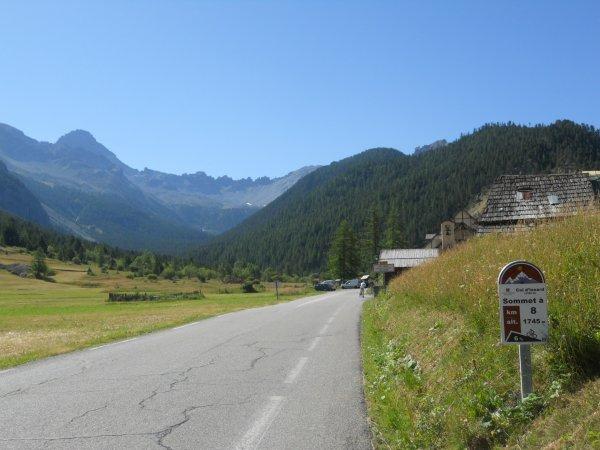 Tour de France 2012, étape 10 : Briançon - Sisteron, l'Izoard