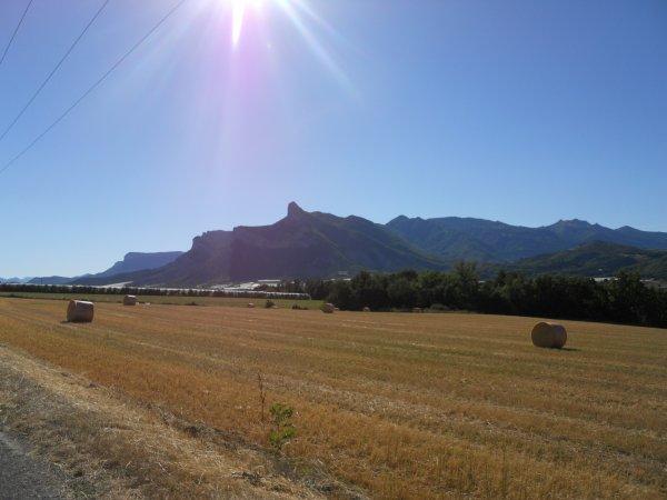 Tour de France 2012, étape 10 : Briançon - Sisteron, fin