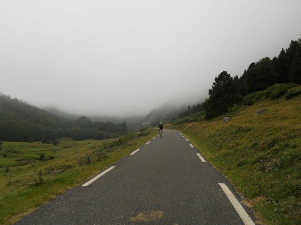 Tour de France 2012, étape 13 : Carcassonne - Ax 3 Domaines, Port de Pailhères