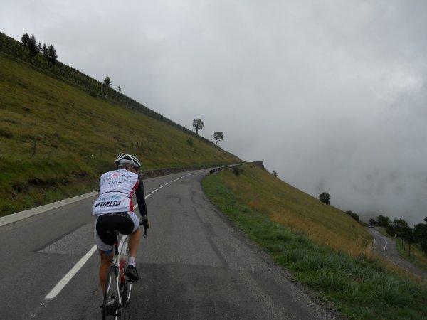Tour de France 2012, étape 15 : Bagnères-de-Luchon – Tarbes, le col de Peyresourde