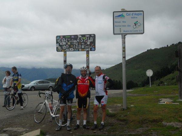 Tour de France 2012, étape 15 : Bagnères-de-Luchon – Tarbes, fin