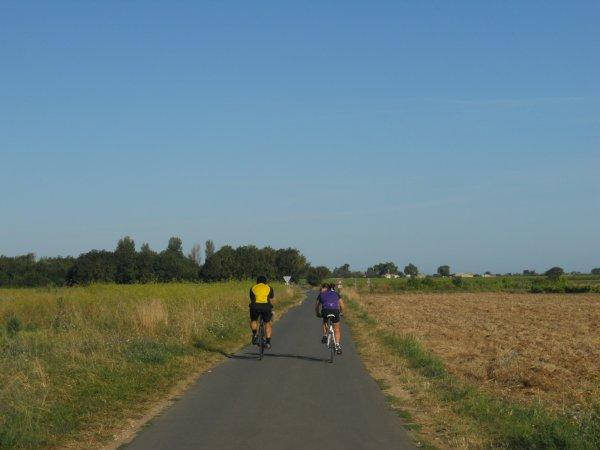 Tour de France 2012, étape 17 : l'Île de Ré