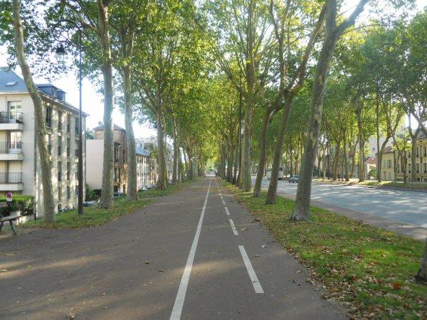 Tour de France 2012, étape 21 : Rambouillet – Paris Champs-Élysées, entrée dans Paris