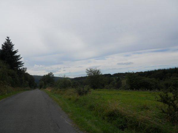Diagonale de Belgique 2012 : Manderfeld - Chimay