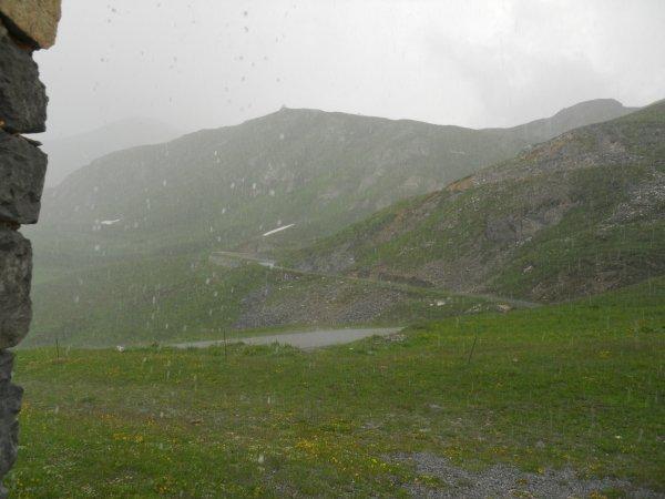 Fauniera sous l'orage - Le Alpi '13