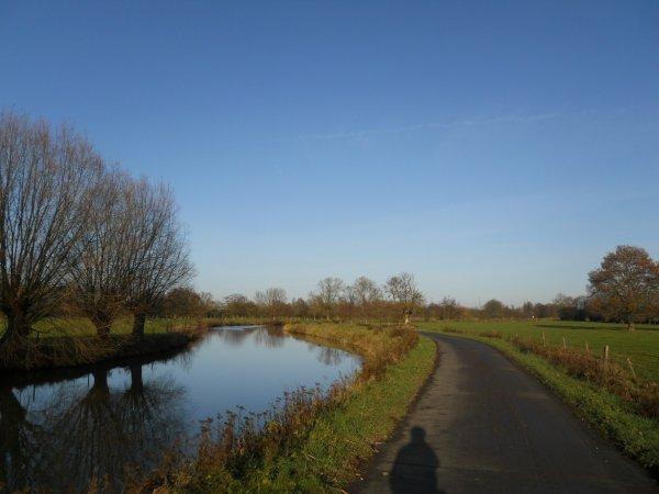 La Route des Poules d'eau