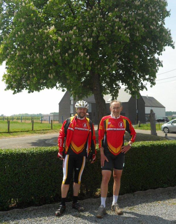 La clôture du Tour du Hainaut