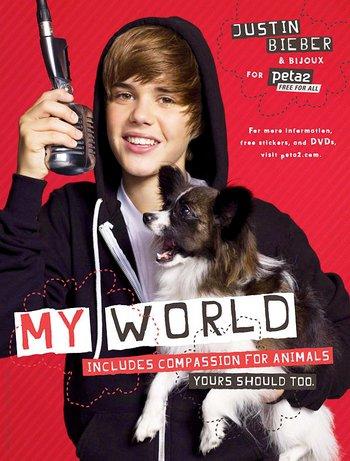 Justin aime et défend les animaux !