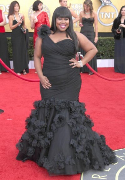 Amber Riley au Guild Awards 2011