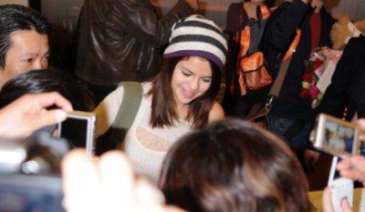 Selena est de retour !