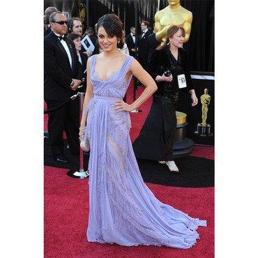 Milla Kunis aux Oscars 2011