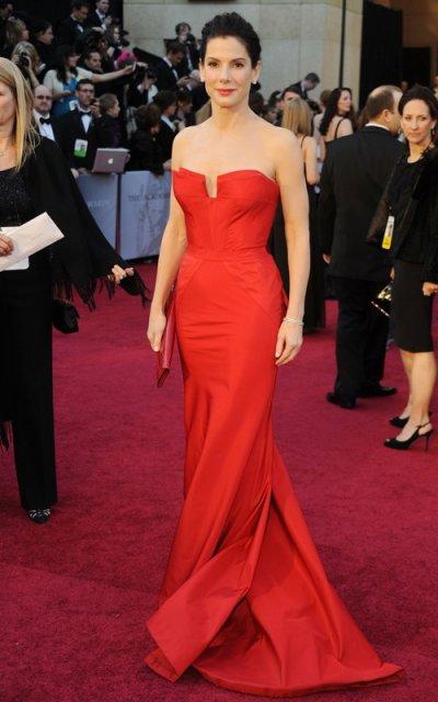 Sandra Bullock aux Oscars 2011