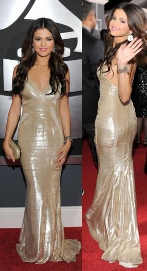 Selena aux Grammy Awards 2011