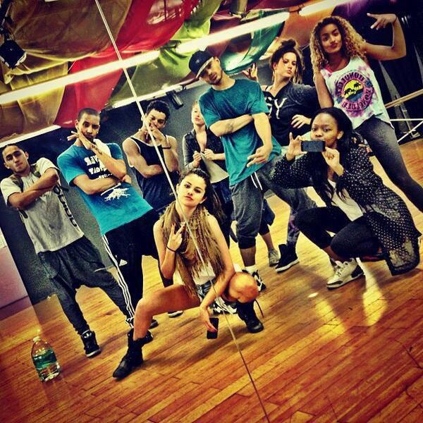 Gomez : Stars Dance Tour, elle s'entraîne déjà à mort!
