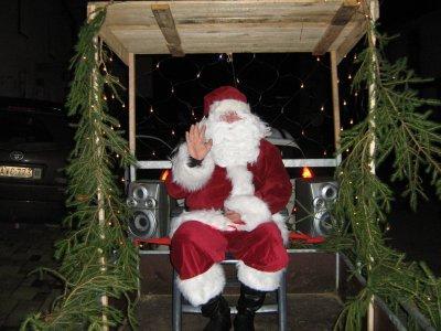 Père Noël est passé ! Et il n'avait pas les mains vides.