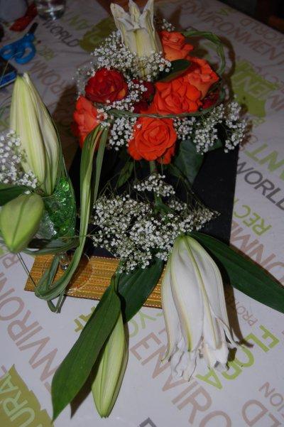 composition du moi de octobre l'atelier floral