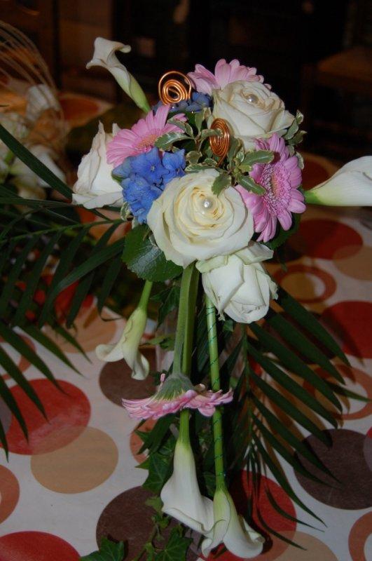 Bouquet de Mariée  Mariage N°1