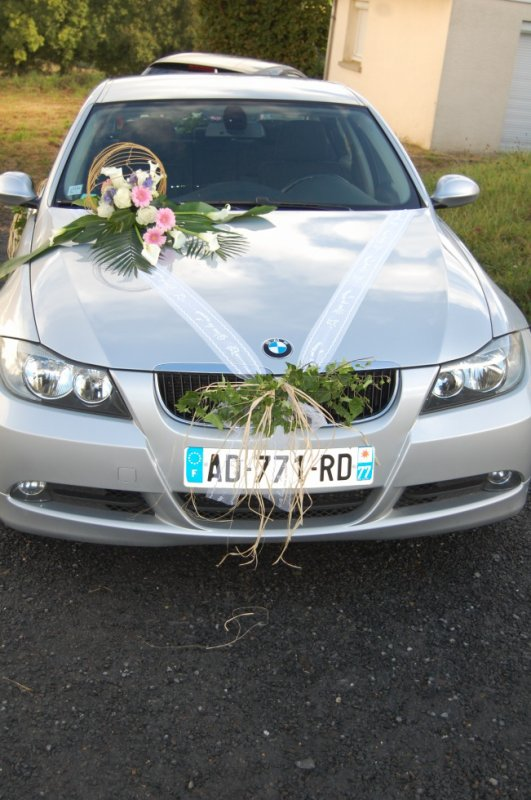 voiture Mariage N°1