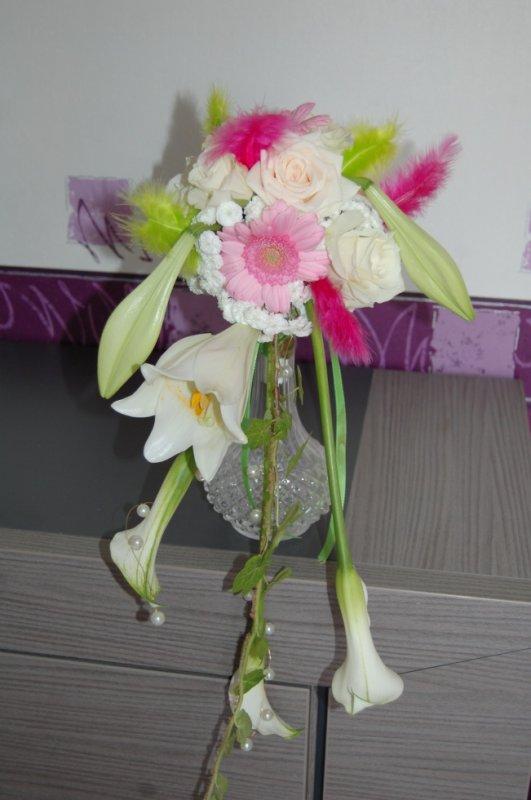 bouquet de mariée mariage N°3