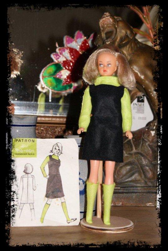 coffret mini haute couture de Transcar