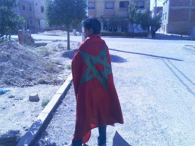 le maroc jusqu'a la mort