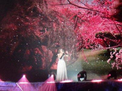 Un avant-goût du concert au Zénith le 17 mars ... :D