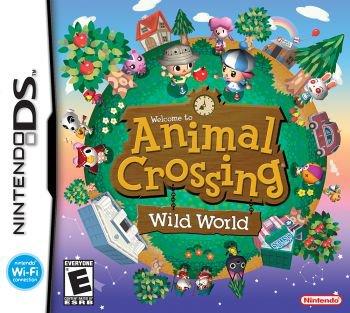 Animal Crossing : Wild World sur Nintendo DS