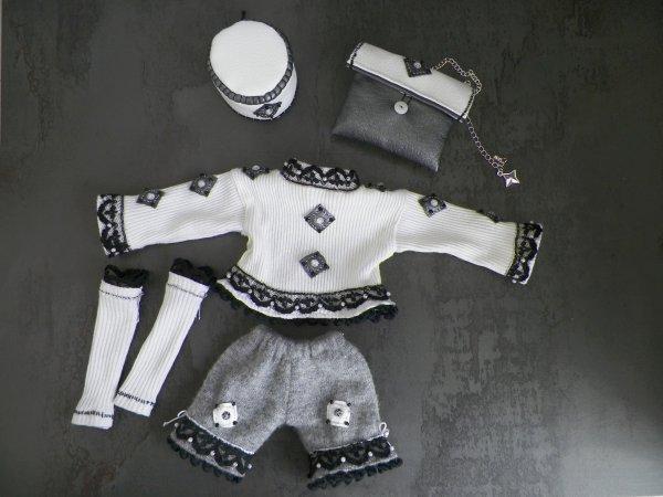La tenue blanche