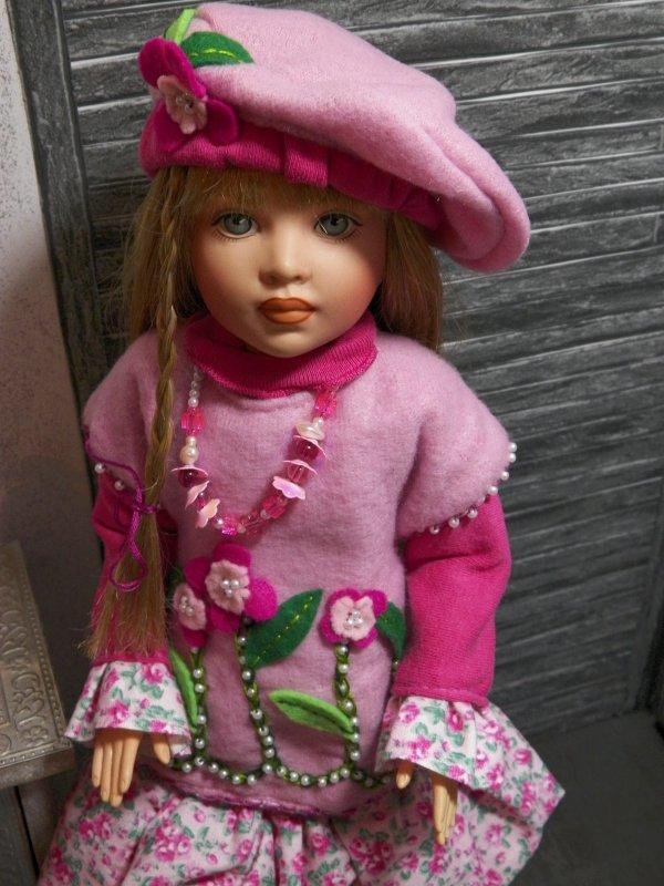 Je vous présente ma petite Helen Kish