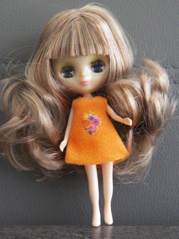 Nouvelle mini Blythe