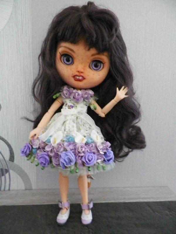 Petite robe pour ma Blythe