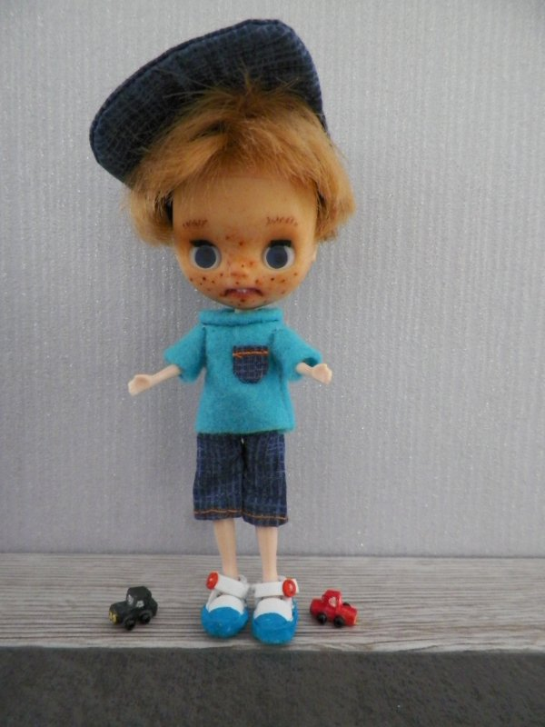 Mini Blythe garçon.....