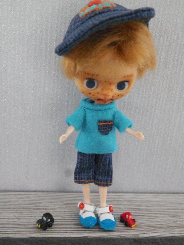 Mini Blythe garçon......