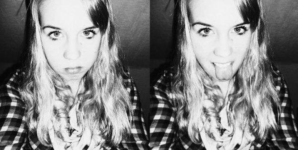 Tu critiques mais tu m'imites.