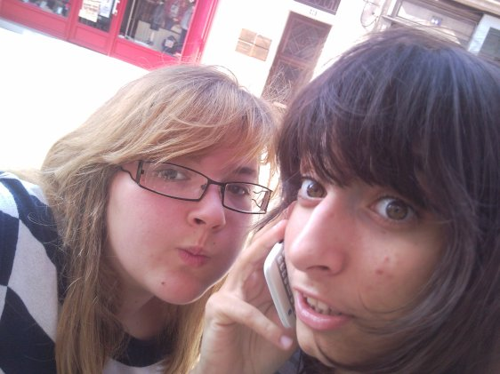 Pauline and Marina  ... <3