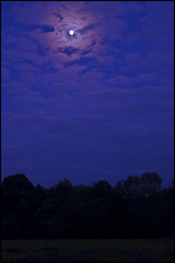 Essais photos de nuit
