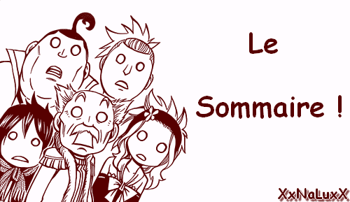 Sommaire :D
