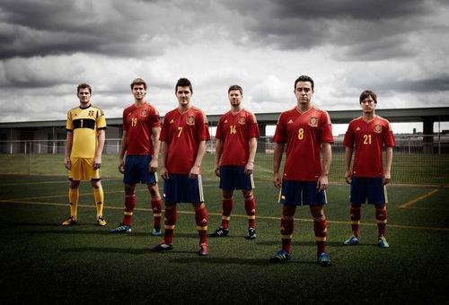 l'équipe nationale de Espagne avec iker
