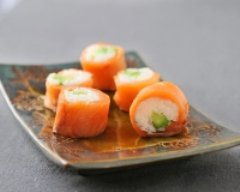 Makis de saumon :