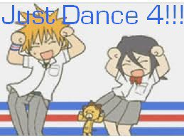 Just Dance 4!!!