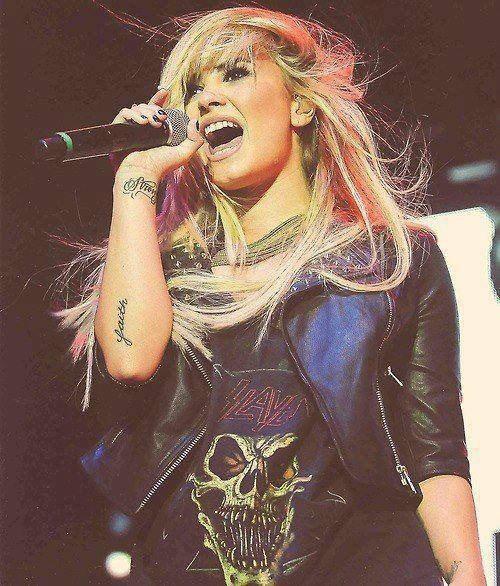 Demi Lovato, si elle n'était pas devenue une artiste