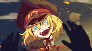 Youjo Senki (Saga of Tanya The Evil)