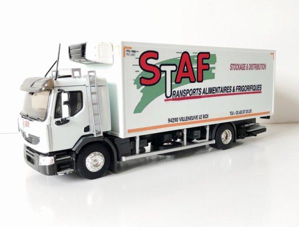 "Eligor Renault Premium STAF ""maison"""